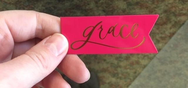 grace page marker
